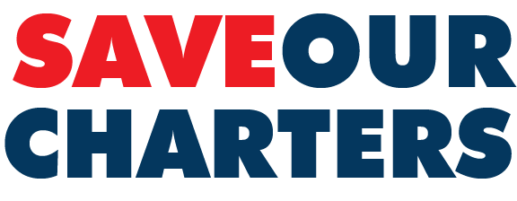 Save Our Charters Logo